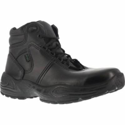 リーボック レインシューズ・長靴 Postal Express CP8500 Work Boot Black