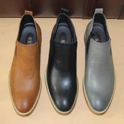 ビジネスシューズ メンズ ブーツ 靴 メンズ カジュアル スリッポン メンズ 革 靴 メンズ おしゃれ 靴 メンズ 防水 通気性