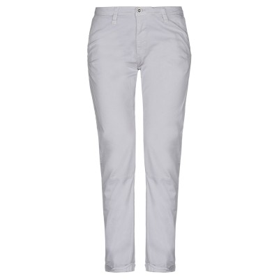 ABSOLUT JOY パンツ ライトグレー S コットン 97% / ポリウレタン 3% パンツ