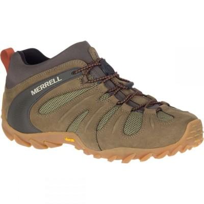 メレル Merrell メンズ ハイキング・登山 シューズ・靴 Chameleon 8 Stretch Hiking Shoe Olive