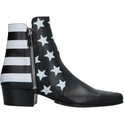 バルマン BALMAIN メンズ ブーツ シューズ・靴 boots Black
