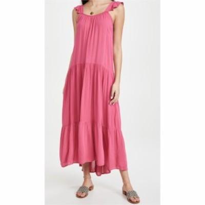 ビービーダコタ BB Dakota レディース ワンピース サンドレス ワンピース・ドレス Under The Sun Dress Raspberry