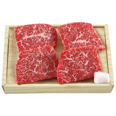 【送料無料】杉本食肉産業株式会社 尾張牛 モモステーキ用 4枚 【代引不可】【ギフト館】