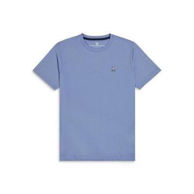 サイコバニー メンズ Tシャツ トップス Classic Slim Fit Crewneck Tee
