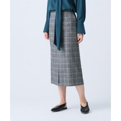 ジョゼフ ウィメン(JOSEPH WOMEN)/QUIET / PRINTURE CHECK スカート