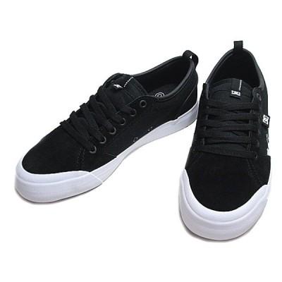 ディーシーシューズ DC SHOES EVAN SMITH TX SP ブラックホワイトブラック スニーカー メンズ 靴