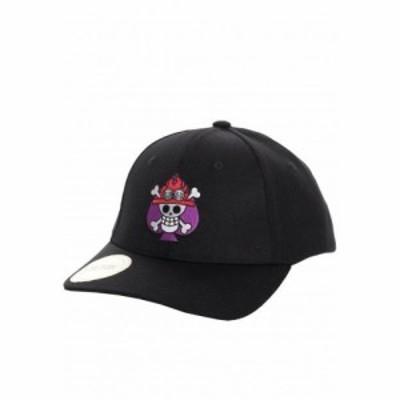 ワンピース One Piece ユニセックス キャップ 帽子 - Aces Skull - Cap black