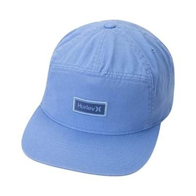 Hurley HAT US サイズ: One Size カラー: ブルー