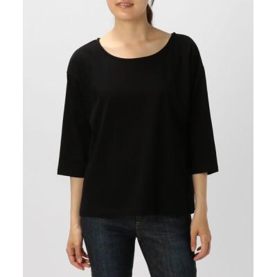 tシャツ Tシャツ 16/-天竺ボートネックTシャツ