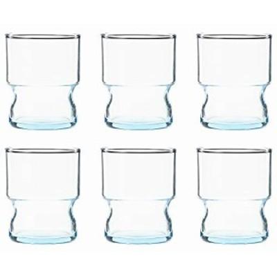 東洋佐々木ガラス タンブラー ブルー 245ml パブ 9 日本製 食洗機対応 CB-02152-BL 6個入り