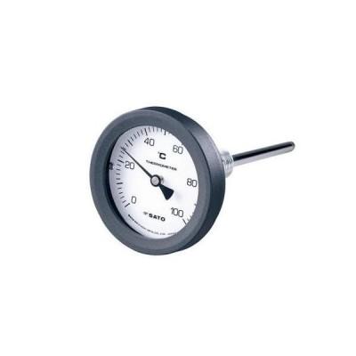 BM-T-75P-150150 佐藤計量器製作所 バイメタル式温度計 BM−T−75P 0〜150゜C 150L BMT75P150150
