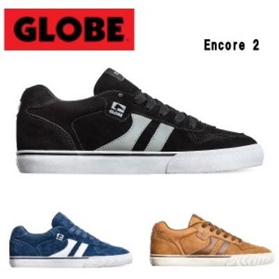 【GLOBE】グローブ Encore 2 メンズ スケートシューズ スニーカー 靴 スケートボード パーク ストリート ランプ ボウル 26.0cm~28.0cm 3