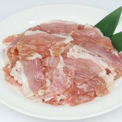 冷凍食品 業務用 伊勢美稲豚もも にんにく醤油 タレ漬 500g ヤキニク 豚肉 ランチ