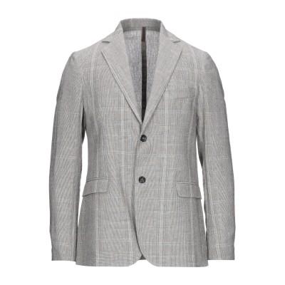 LABORATORI ITALIANI テーラードジャケット サンド 48 コットン 50% / リネン 50% テーラードジャケット