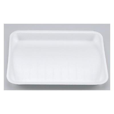 【50枚】V-325 無地 シーピー化成 PSP 発泡 食品 トレー 包装容器 食品トレイ 50枚入