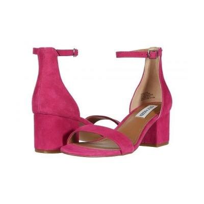 Steve Madden スティーブマデン レディース 女性用 シューズ 靴 ヒール Irenee Sandal - Fuchsia
