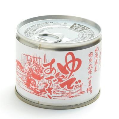 契約栽培ゆで小豆6号缶 / 200g 和菓子材料 あんこ・甘納豆