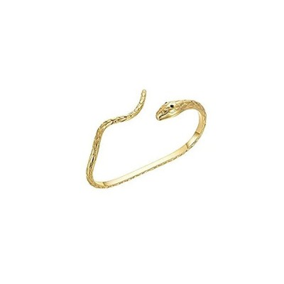[新品]EF ENFASHION Trendy Snake Palm Friendship Bracelet, Geometric Unique Snake