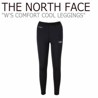 ノースフェイス レギンス THE NORTH FACE W'S COMFORT COOL LEGGINGS コンフォート クール レギンスパンツ ブラック NF6KK33A ウェア