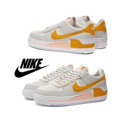 ナイキ Nike Air Force 1 Shadow SE W / Vast Grey / 取寄品