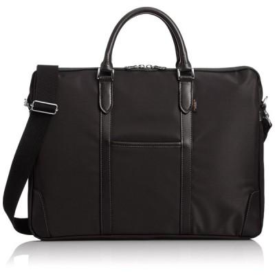 [エバウィン] 【日本製】ビジネスバッグ 2WAY B4サイズ収納可 21595 ブラック