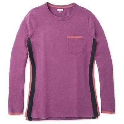 スマートウール レディース ニット・セーター アウター Smartwool Women's Shadow Pine Pocket Sweater