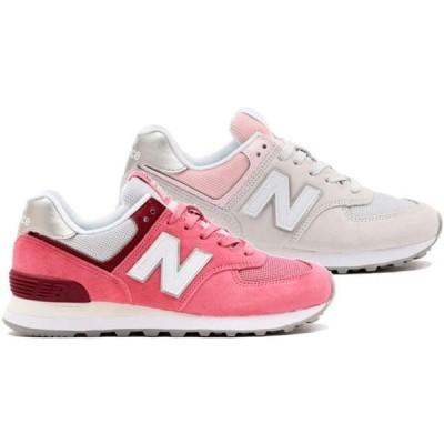 (B倉庫)ニューバランス new balance WL574 レディーススニーカー シューズ 靴 NB WL574 SOT SOR 送料無料