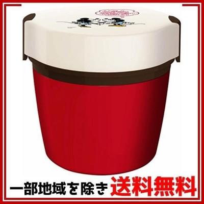 アスベル カフェ丼ランチ 500ml ミッキー&ミニー レッド