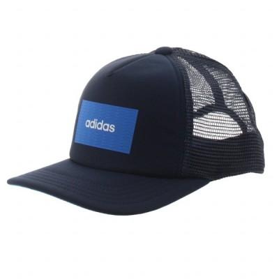 アディダス ジュニア キッズ 子供 キャップ リニアフラットキャップ FTR63 スポーツウェア 帽子 adidas