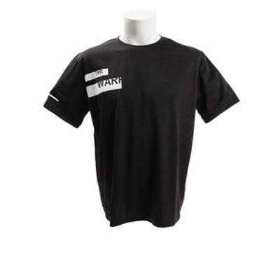 Tシャツ メンズ 半袖グラフィックTシャツ Block WB37JA16 BLK オンライン価格