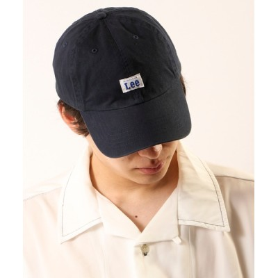 FUNALIVE / 【Lee】 LOW CAP COTTON TWILL ローキャップ コットンツイル WOMEN 帽子 > キャップ