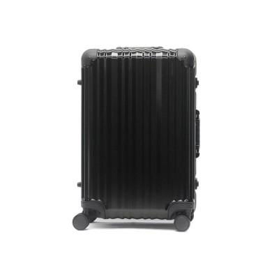 (RICARDO/リカルド)RICARDO スーツケース リカルドビバリーヒルズ Aileron Vault 24-inch Spinner 58L AIV-24-4VP/ユニセックス ブラック