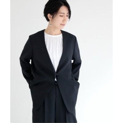 【ミューカ】ノーカラージャケット