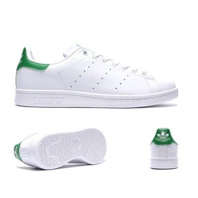 【残り1点!】【サイズ:28.5cm】アディダス Adidas メンズ シューズ・靴 スニーカー Stan Smith Trainer White / Green