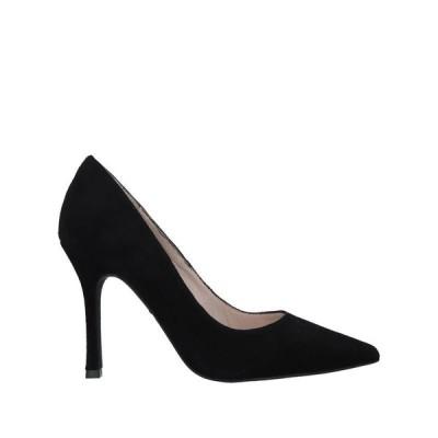 DANIELE ANCARANI パンプス ファッション  レディースファッション  レディースシューズ  パンプス ブラック