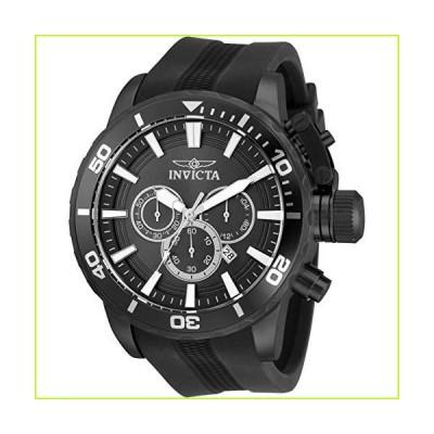 Invicta Corduba Chronograph Quartz Grey Dial Men's Watch 33705【並行輸入品】