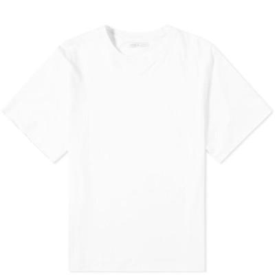 ジョン エリオット John Elliott メンズ Tシャツ トップス anti-expo tee White