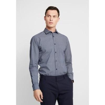 セレクテッドオム メンズ シャツ トップス SLHSLIMCLINT  - Formal shirt - maritime blue maritime blue