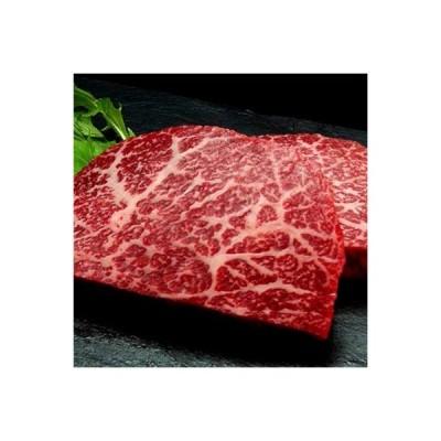 ふるさと納税 大田原市 大田原牛 【極上】赤身ステーキ 2枚セット