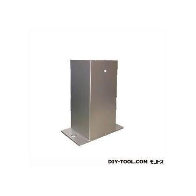 フジテック スポット柱受 シルバー塗装 100mm 44837 0