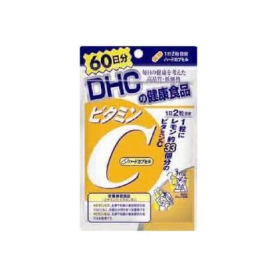 DHC ビタミンC(ハードハプセル)60日分 70.16g【送料無料】【ポスト投函】