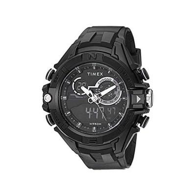 特別価格Timex メンズ Guard DGTL ボールドコンボ 樹脂ストラップウォッチ ブラック/ネガティブ好評販売中