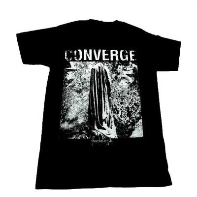 CONVERGE コンヴァージ THE DUSK IN US COVER オフィシャル バンドTシャツ / 2枚までメール便対応可