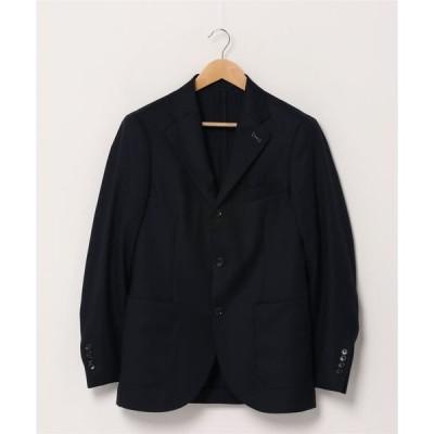 ジャケット テーラードジャケット SD:【テレワーク対応可能】ライト テクニカル ホップサック ジャケット