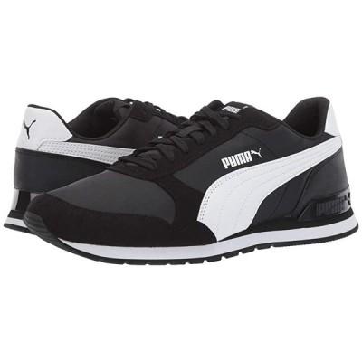 プーマ ST Runner V2 NL メンズ スニーカー 靴 シューズ Puma Black/Puma White