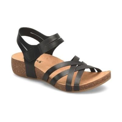コース サンダル シューズ レディース Women's Primrose Comfort Sandal Black