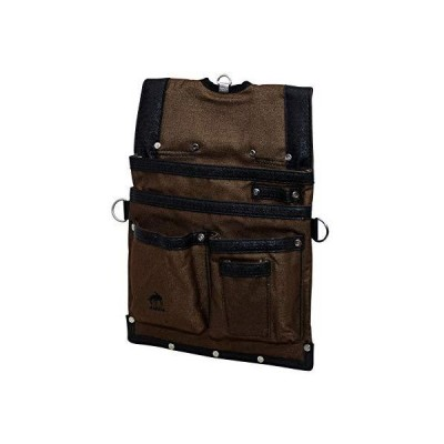 KH HH ネイルバッグ 24127型 ブラウン