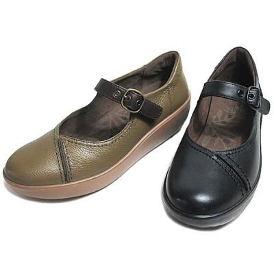 アキレスソルボ Achilles SORBO 244 ワイズ3E コンフォート ストラップカジュアルシューズ レディース 靴