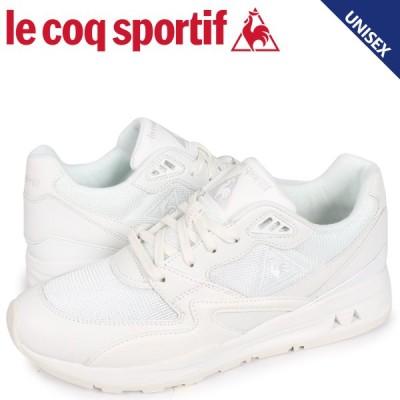 ルコック スポルティフ le coq sportif スニーカー メンズ レディース LCS R800 HARMONY ホワイト 白 QL1PGC10WH