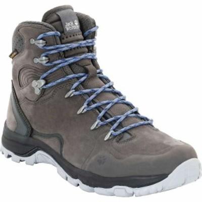 ジャックウルフスキン Jack Wolfskin レディース ブーツ シューズ・靴 Altiplano Prime Texapore Mid Boot Dark Steel